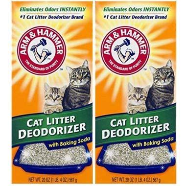 ARM & HAMMER SPOMHNK4083 Cat Litter Deodorizer