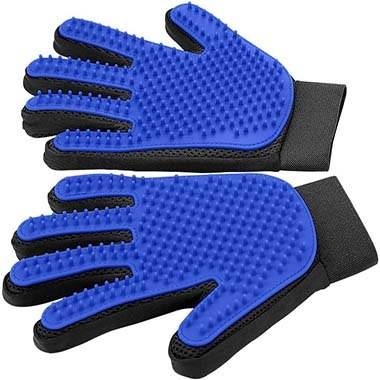 DELOMO 002 Pet Grooming Glove