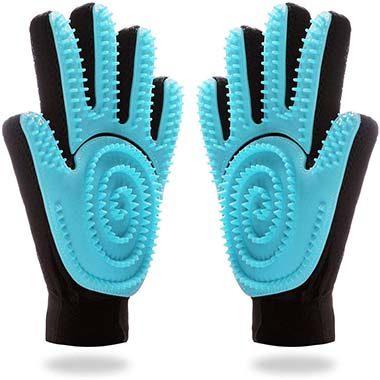 FASTDEER Pet Grooming Glove