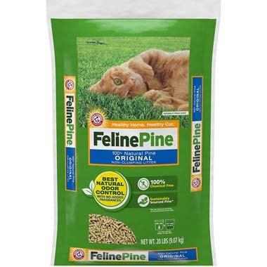 Feline 49281559 Pine Cat Litter