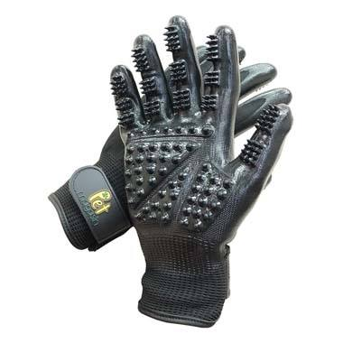 Pet Magasin Grooming Gloves