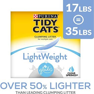 Purina 70230168962 Tidy Cats LightWeight Cat Litter