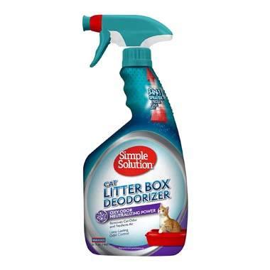 Simple Solution 10238-12P Cat Litter Box Deodorizer
