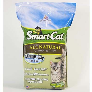 SmartCat 6506 All Natural Clumping Litter