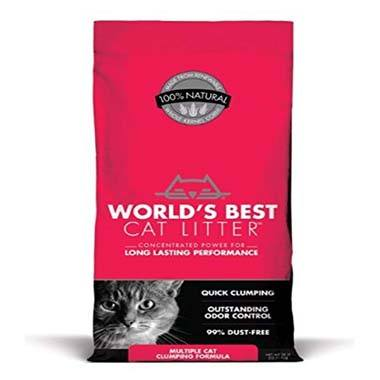 World's Best WB00612 Cat Litter