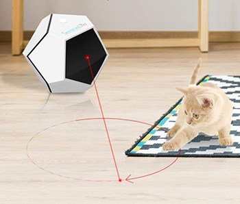 Automatic Cat Laser Toy-SereneLife-Amazon
