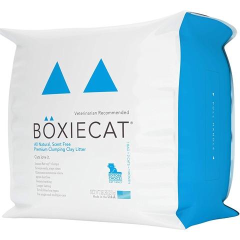 Boxiecat 101 Premium Clumping Cat Litter
