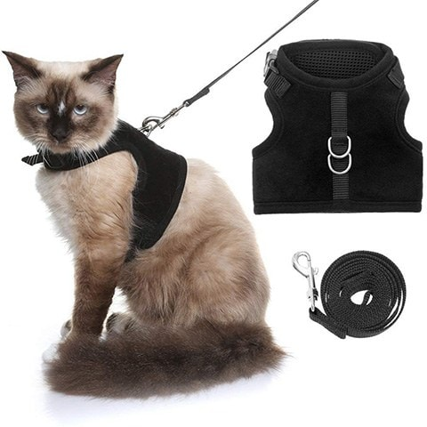 KOOLTAIL Escape Proof Cat Harness