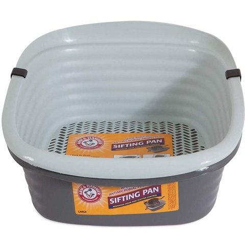 Sifting Litter Pan-Arm & Hammer-Amazon