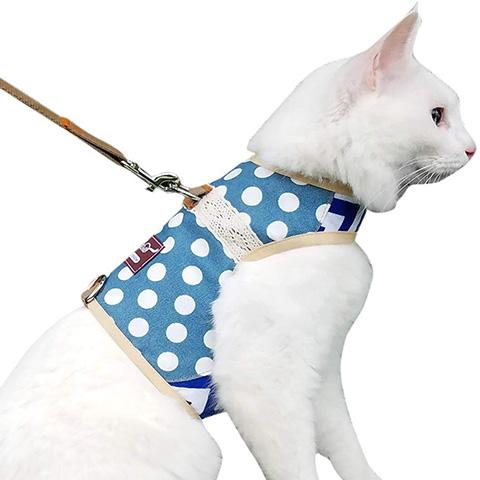 Yizhi Miaow 04 Escape Proof Cat Harness