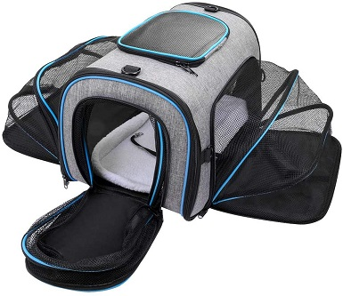 Siivton Airline Approved Pet Carrier
