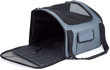 WOpet Pet Car Seat Carrier