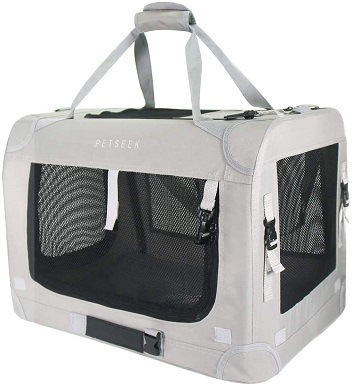 Petseek Extra Large Cat Carrier