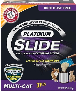 Arm & Hammer Platinum Slide