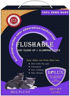 Bolux Flushable