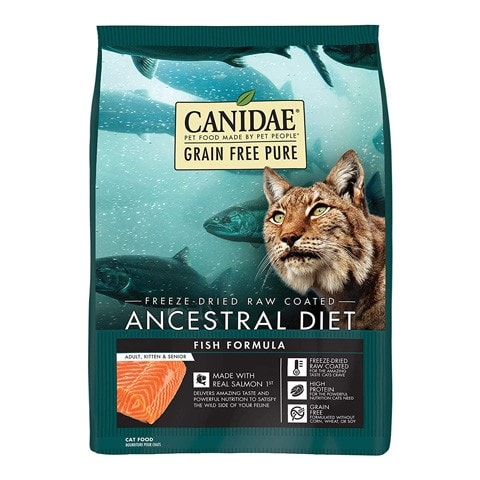 CANIDAE 3745 Freeze-Dried Dry Cat Food
