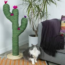 Cactus Cat Tree from Nifty on BuzzFeed