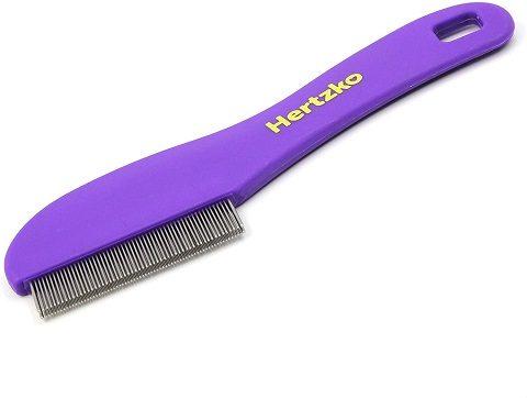 Hertzko Flea Comb
