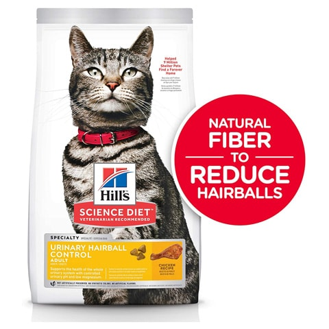 Hill's 10137 Science Diet Dry Cat Food