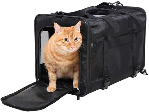 Living Express Soft-Sided Pet Carrier