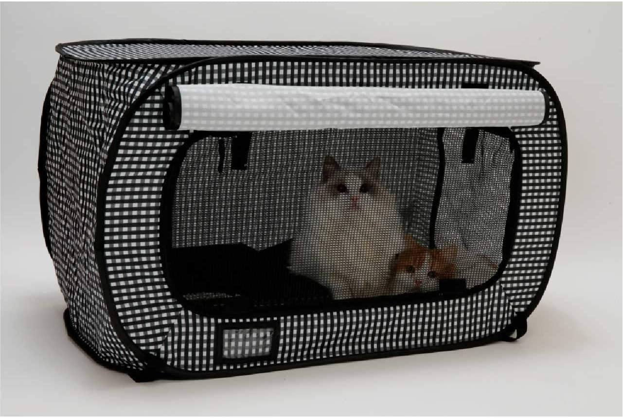Necoichi DC-0001-01 Portable Cat Carrier-Amazon