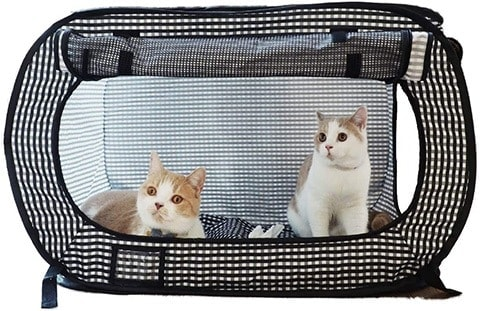 Necoichi DC-0001-01 Portable Cat Carrier