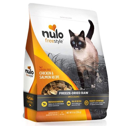 Nulo 65FC08 Freestyle Freeze-Dried Raw Cat Food