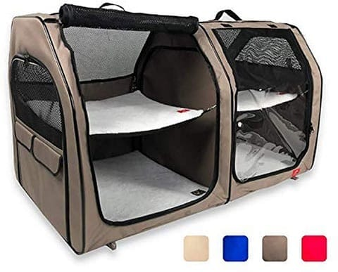 One for Pets 2119 Portable Cat Carrier