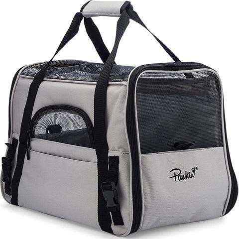 Pawkin Pet Travel Carrier