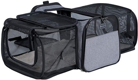 Petsfit Solid Expandable Carrier