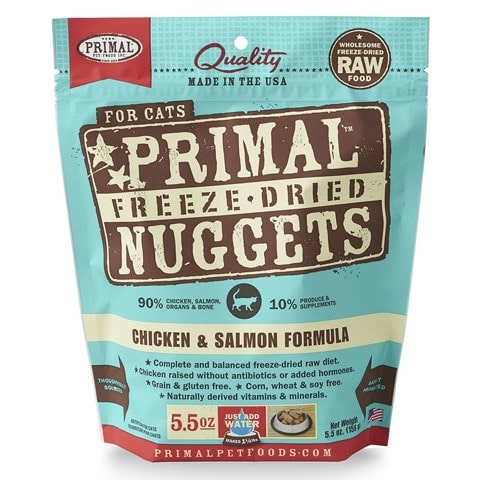 Primal FCFFD5.5 Freeze Dried Cat Food