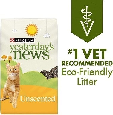 Purina Yesterday's News