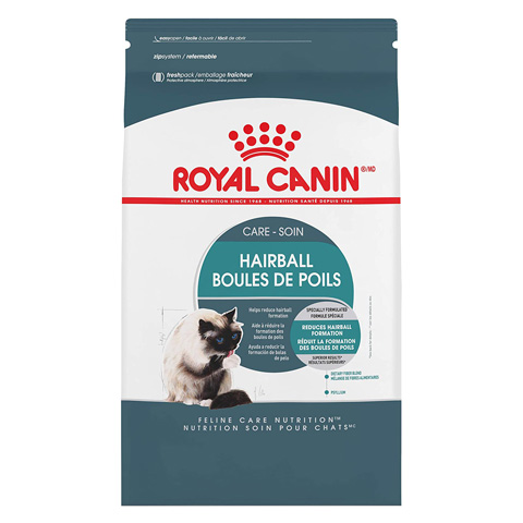 Royal Canin Feline Hairball Dry Cat Food