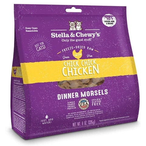 Stella & Chewy's Freeze-Dried Raw Dinner Morsels