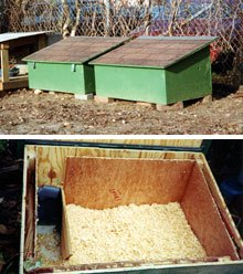 Sturdy Winter Cat Shelter by Alley Cat Allies