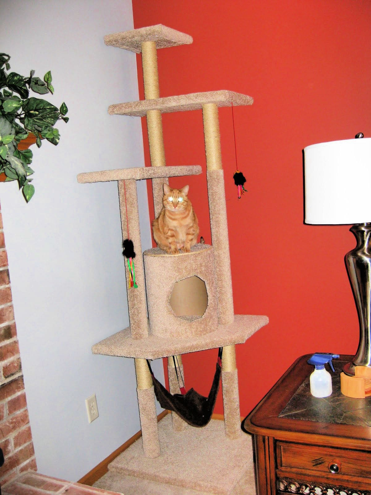 The Experimental Home Large Cat Tree