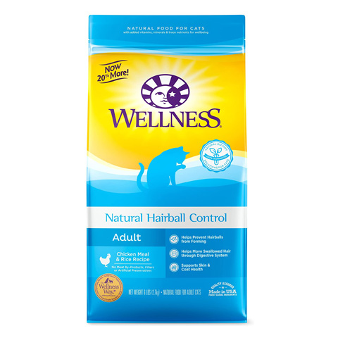 Wellness 8984 Complete Health Natural Dry Cat Food