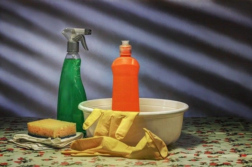 Make a repellent spray