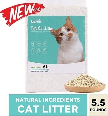petnf Tofu Cat Litter