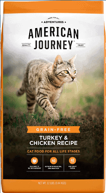 American Journey Turkey & Chicken Recipe Grain-Free