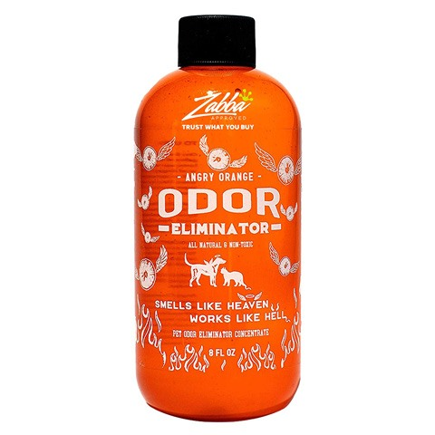 Angry Orange Pet Odor Remover