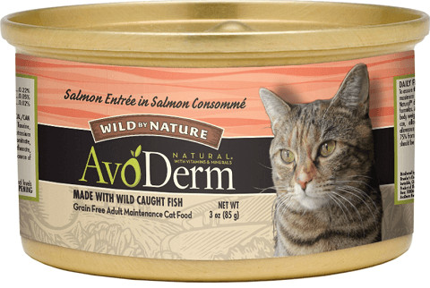 AvoDerm Natural Wild by Nature Grain-Free