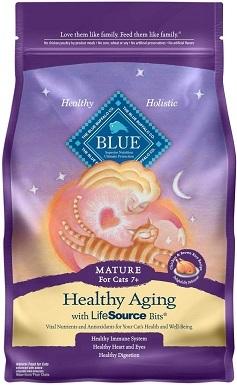 Blue Buffalo Healthy Mature Dry Cat
