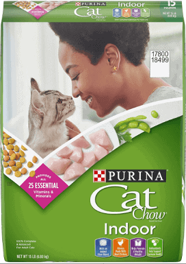 Cat Chow Hairball & Healthy Weight