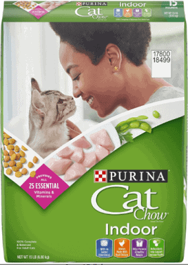 Cat Chow Hairball & Healthy