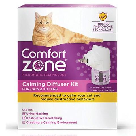 Comfort Zone Calming Diffuser Kit