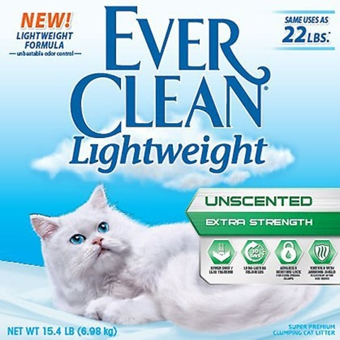 Ever Clean Clumping Clay Cat Litter