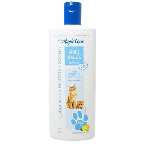 Four Paws Magic Coat Cat & Kitten Tearless Shampoo