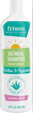 Frisco Oatmeal Shampoo for Dogs & Cats