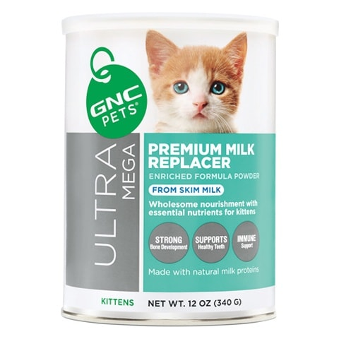 GNC Pets Ultra Mega Premium Milk Replacer